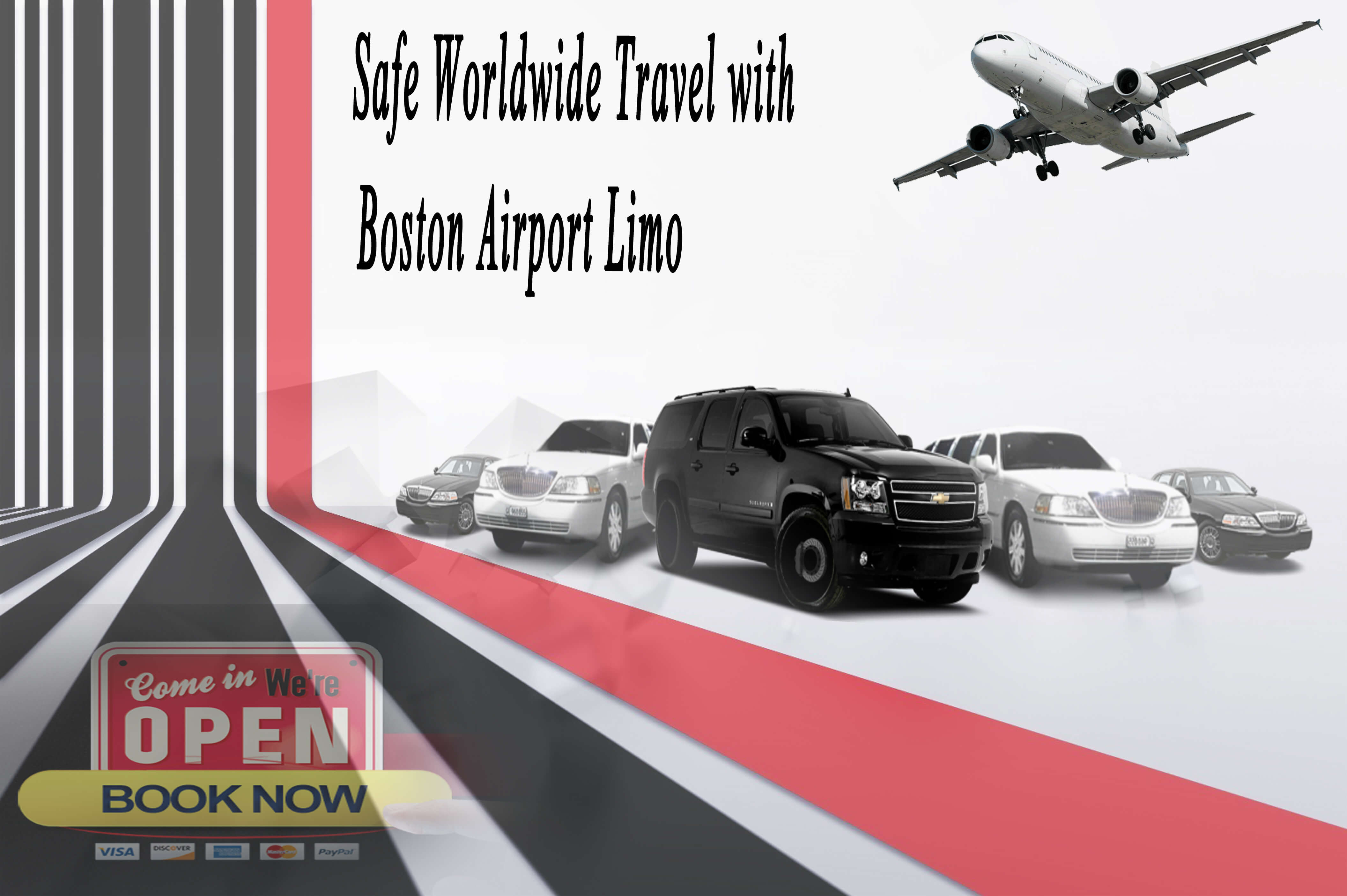 Boston-Airport-limo Safe Worldwide Travel with Boston Airport Limo