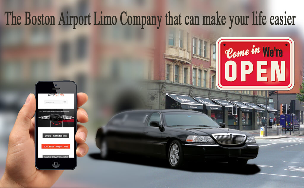 Car-Service-Boston The Boston Airport Limo Company that can make your life easier