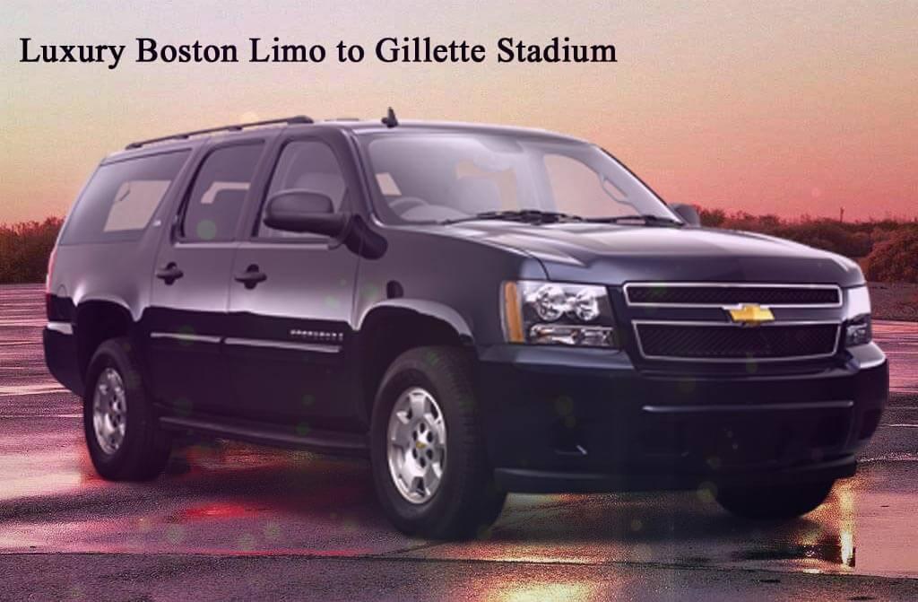 Boston-Limo Luxury Boston Limo to Gillette Stadium
